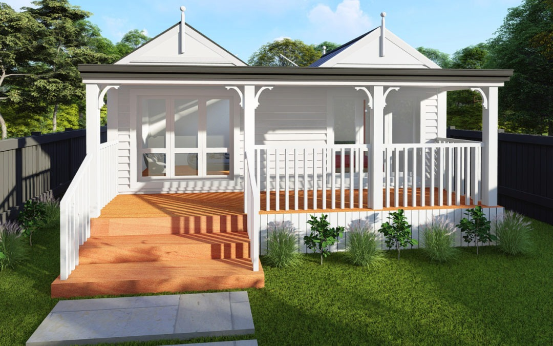 Sleepout – Double Bay – 30m2
